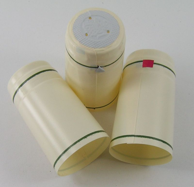 Flaschenkapseln 10 Schrumpfkapseln Siegelkapseln  04