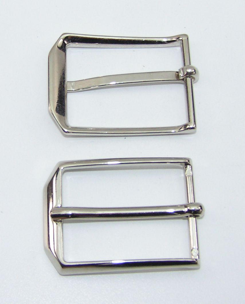 1f197316bf31d4 1 Schließe Gürtelschnalle Schnalle 3 cm silber rostfrei 04.09/905