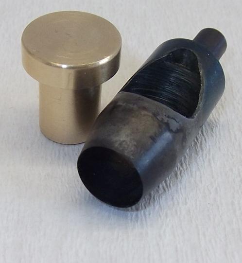 Handpresse M10//19mm Stanzwerkzeug für Stanze Locheisen 20mm Lochwerkzeug